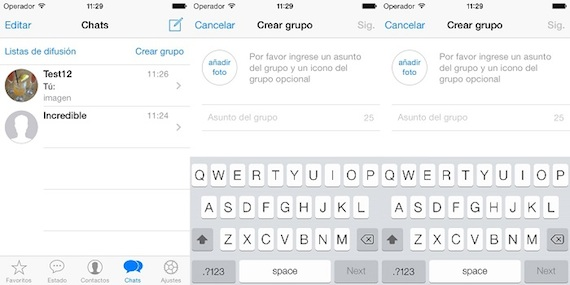 whatsapp ios 71 WhatsApp para iOS 7 ya podría estar en fase de aprobación por Apple