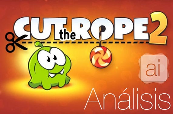 Actualidad iPad Cut the Rope 2