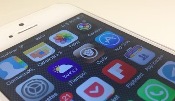 Cydia-iPhone