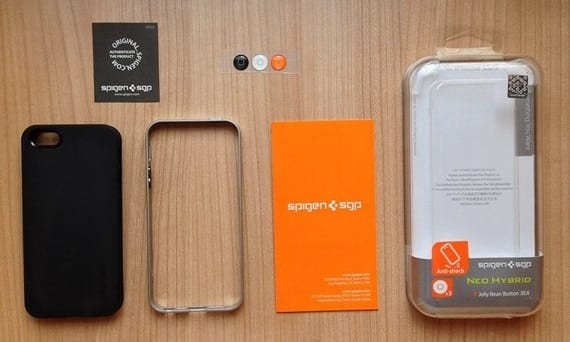 carcasa spigen iphone 6
