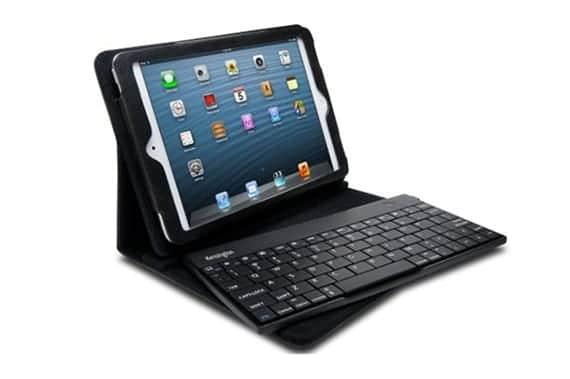 KeyFolio-con-teclado-para-iPad-Air-de-Kesington