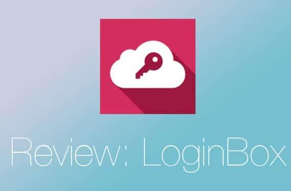 LoginBox - Sorteo