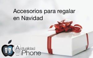 Accesorios para regalar en Navidad