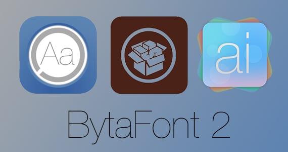 BytaFont 2