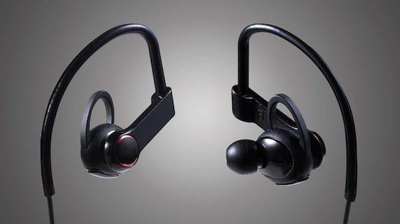 LG earphones