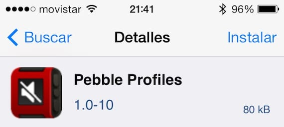 Pebble-Profiles