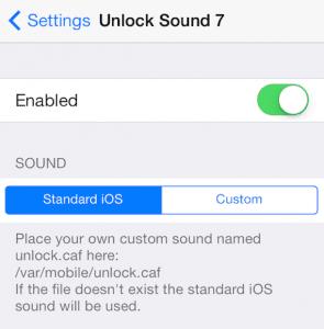 Tweak UnlockSound7