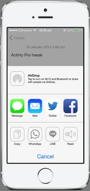 activity pro