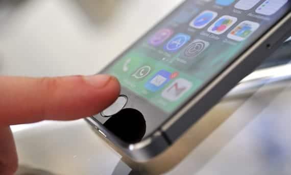 Seguridad del Touch ID