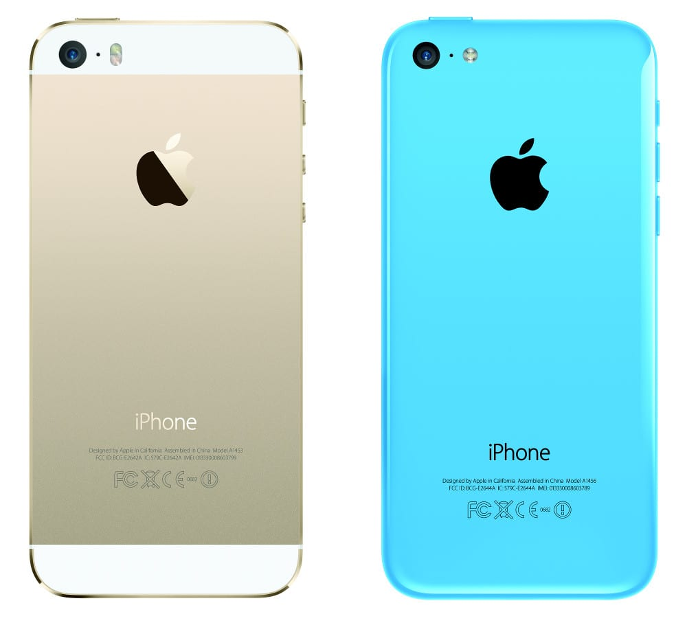 iphone 5c vs 5c