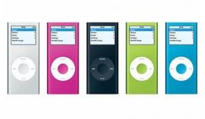 Ventas del iPod