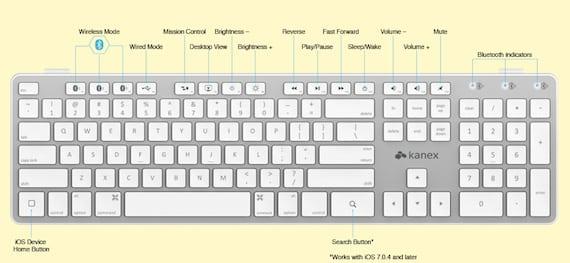 kanex keyboard