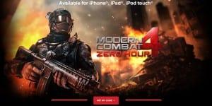 Modern Combat gratis