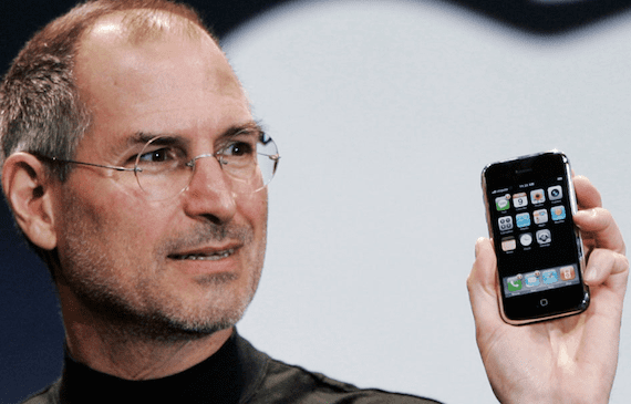 Steve Jobs iPhone original