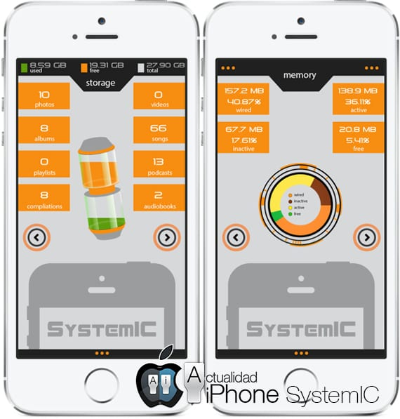 systemic SystemIC: libera espacio, recursos y optimiza tu iPhone sin jailbreak (App Store)