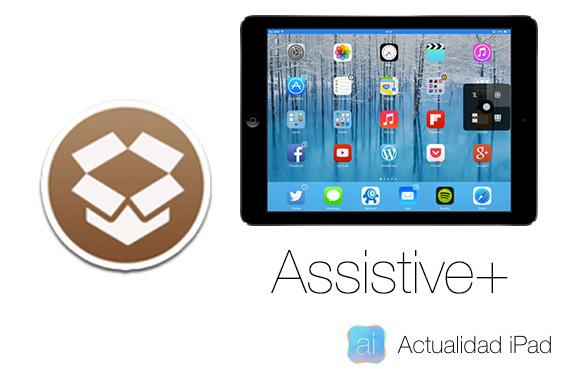 Assistive+ Cydia