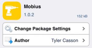 Mobius Cydia