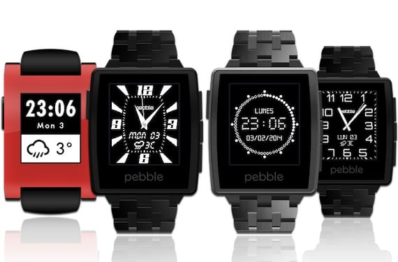 Pebble-Watchfaces