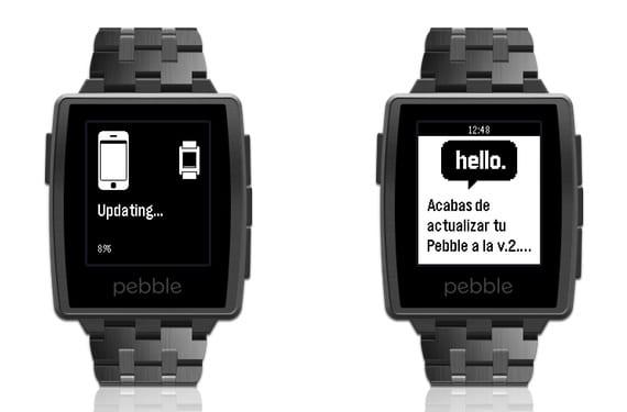 Pebble-actualizacion