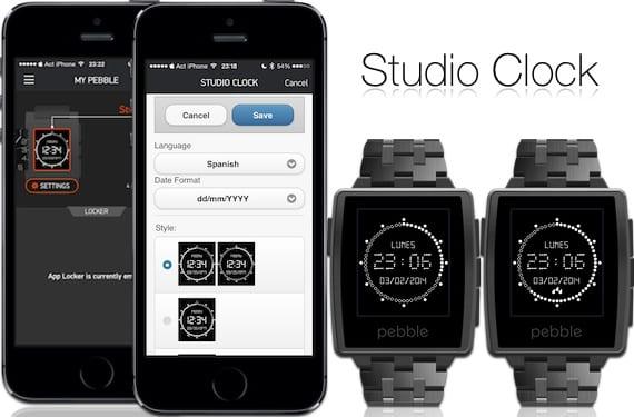 Studio-Clock