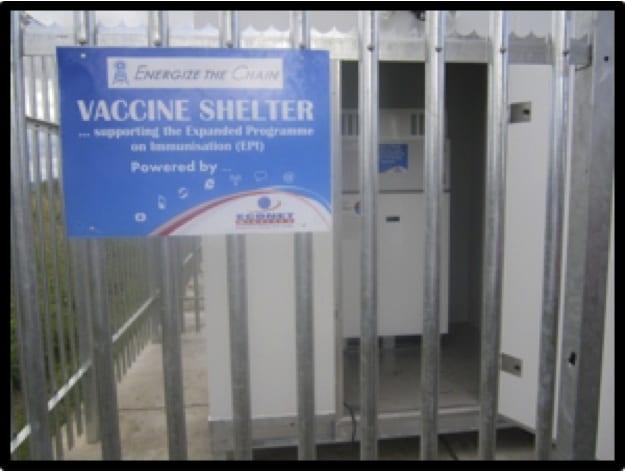 Zimbabwe Vaccine Shelter1