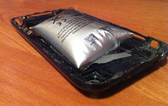 problemas batería iPhone 3GS