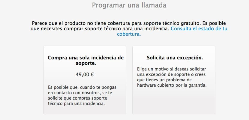 programa soporte de apple