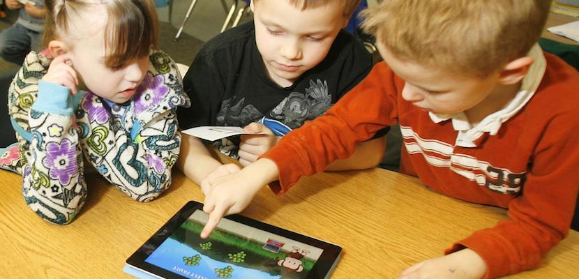 Niño-iPad