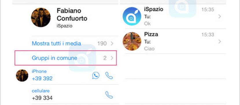 Whatsapp grupos en actualización