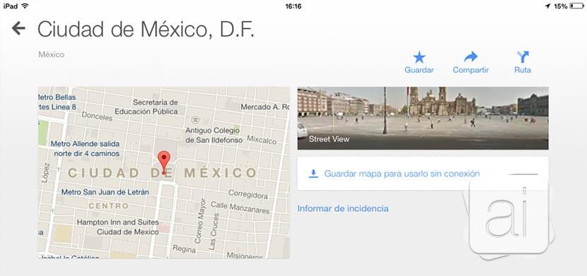 3-como-guardar-mapas-google-sin-conexión