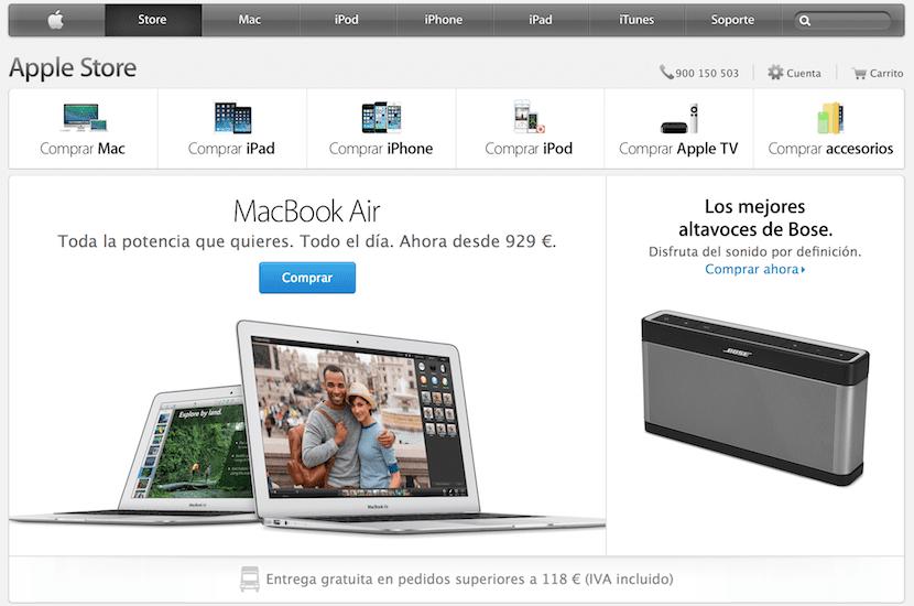 Tienda Apple Store Online