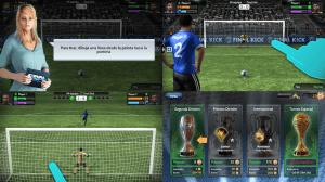 Capturas de pantalla de Final Kick