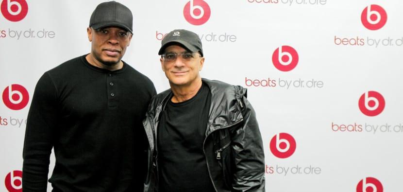 Dr. Dre y Jimmy lovine