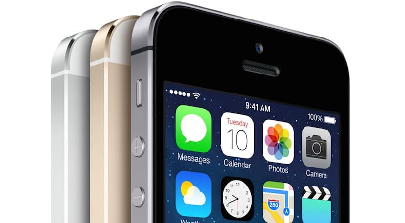 iPhone 5s lider ventas
