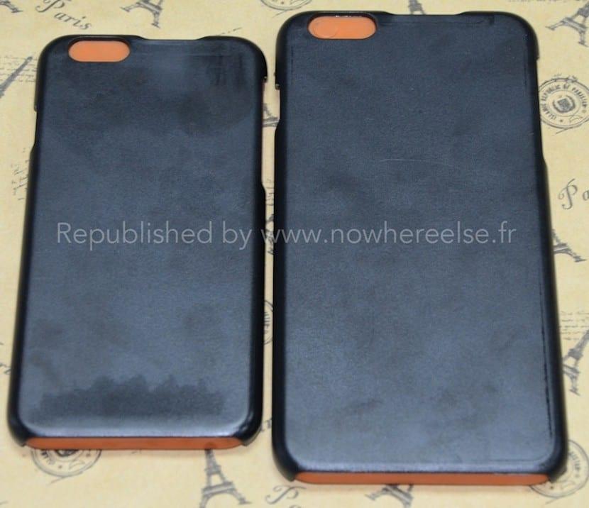 iPhone 6 carcasas