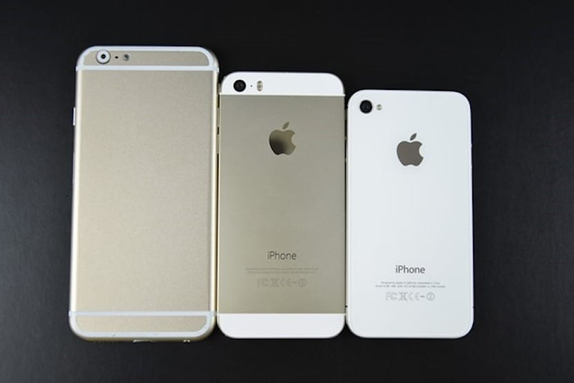 iPhone 6 comparativa 1