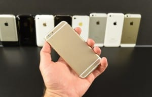 iPhone 6 comparativa 2