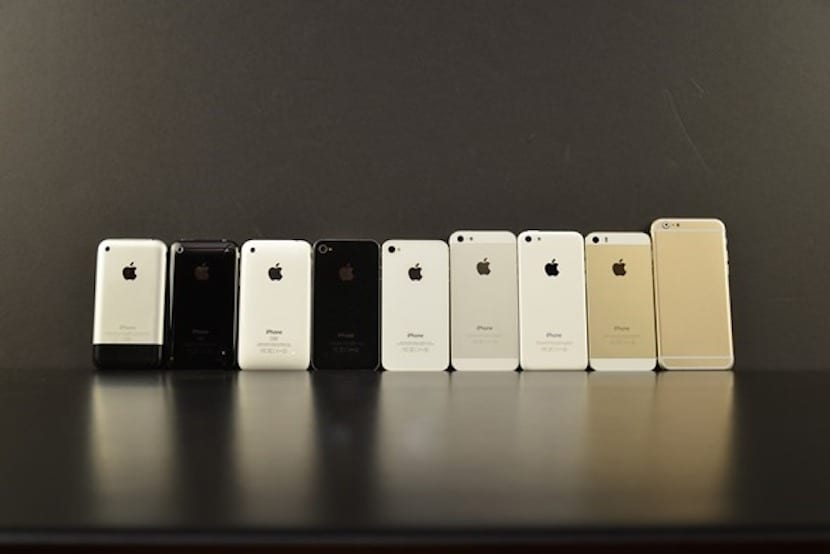 iPhone 6 comparativa 4
