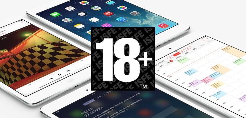 iPad-porno