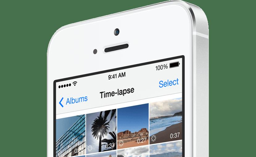 Time Lapse iOS 8