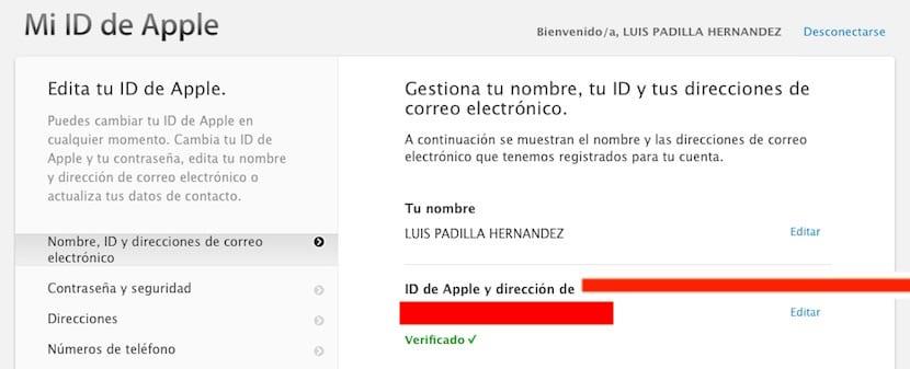 Cómo Eliminar Tu Apple Id Y Asociarle Otra Cuenta De Correo
