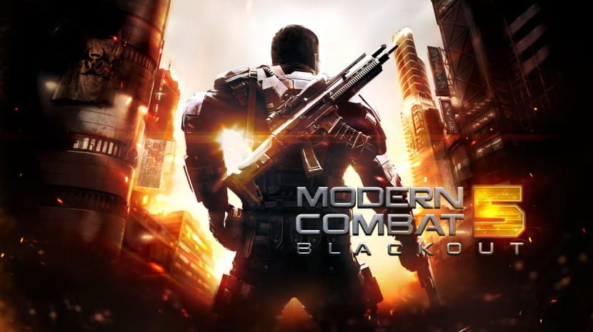 Video thumbnail for youtube video Gameloft publica el trailer de Modern Combat 5: Blackout