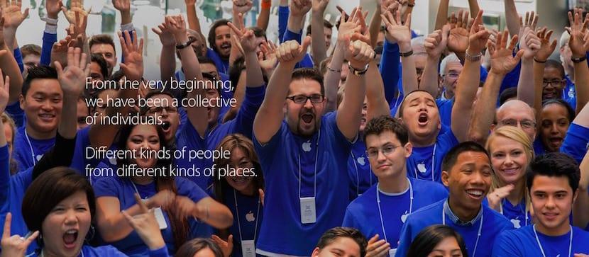 Apple-empleados