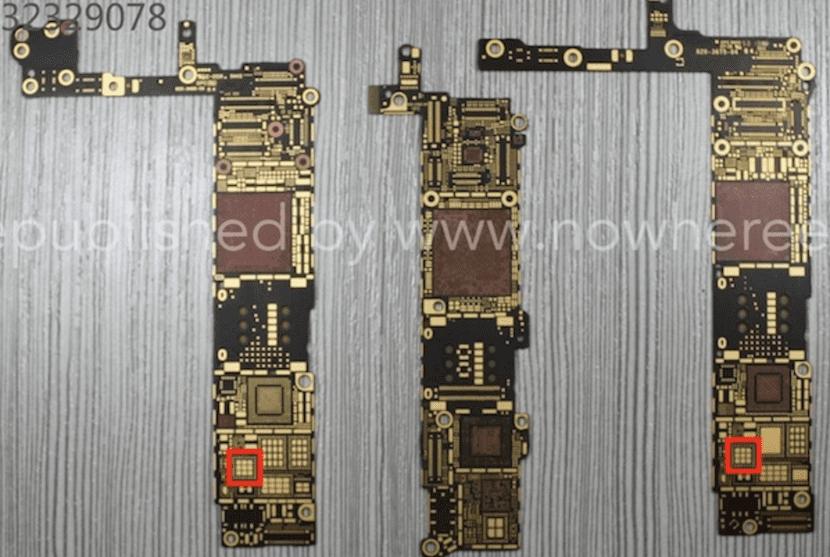 Comparativa de las placas base para iPhone