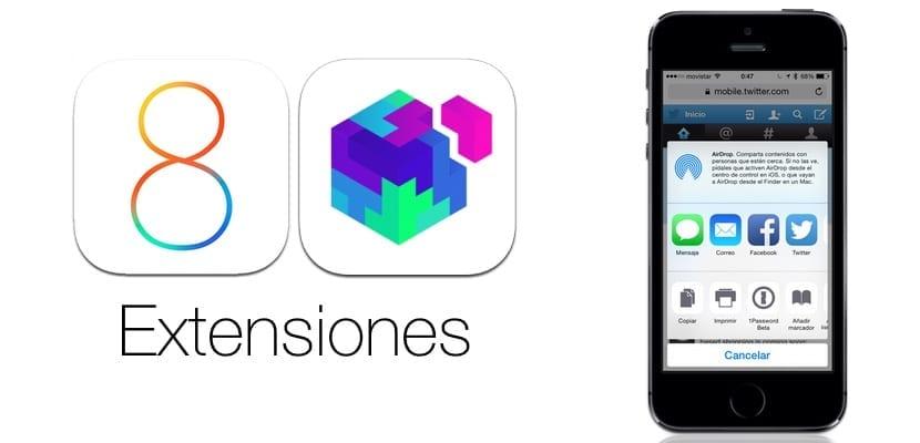 Extensiones-iOS-8
