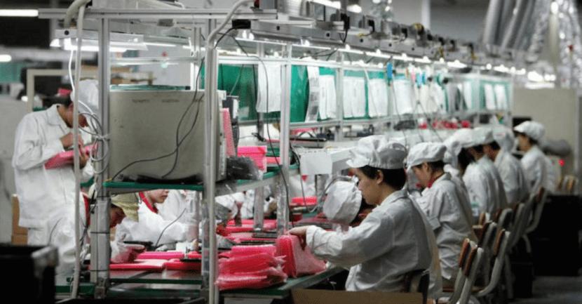 Apple retira 2 químicos peligrosos de las fábricas