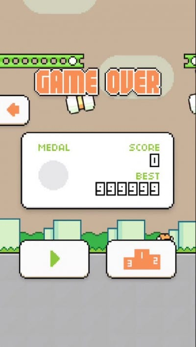 Swing Copters trucos