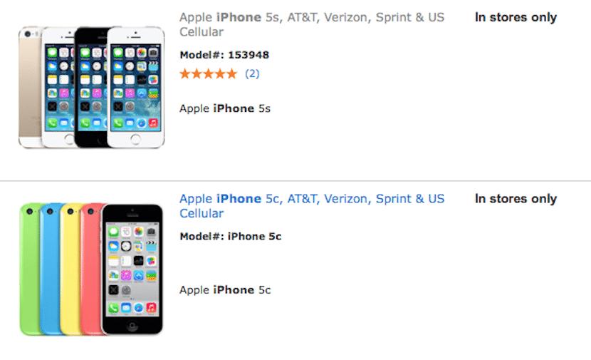 Walmart vende iPhone 5s a 79 dólares y iPhone 5c por menos de un dólar