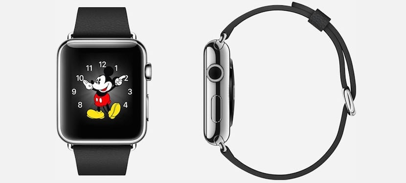 Apple-Watch-Mickey