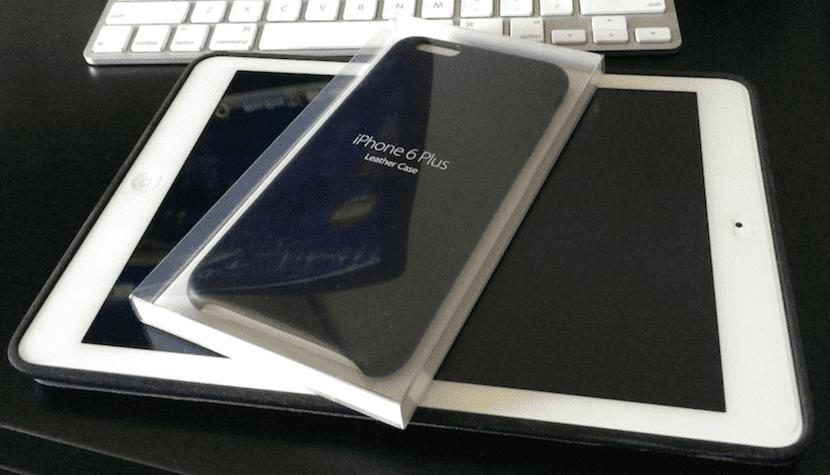 Funda oficial de piel para el iPhone